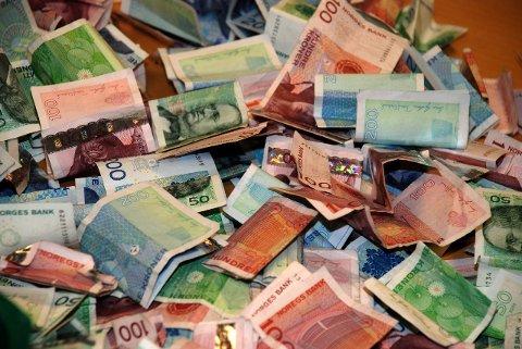 Penger: Nord-Norge blir tilført mer penger per innbygger enn andre fylkeskommuner, skiver Per-Willy Amundsen.