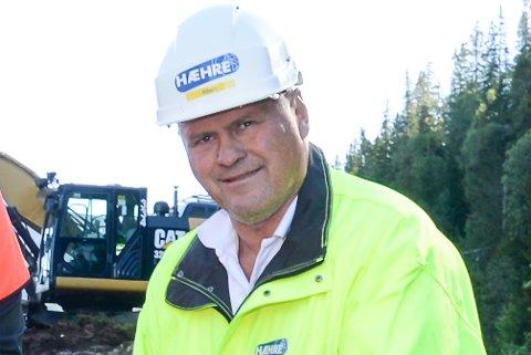 Konsersjef Albert Kr. Hæhre