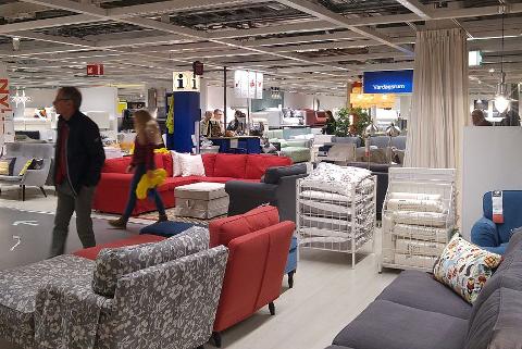 Fortsatt et godt stykke fra Helgeland, men snart får i alle fall Nord-Norge sin første Ikea.