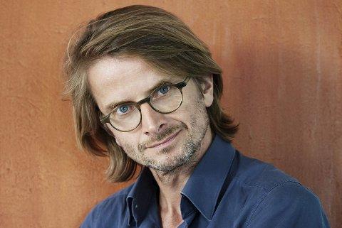 Tor Eystein Øverås fikk Havmannprisen i 2005 for boka «Til», en litterær reise.