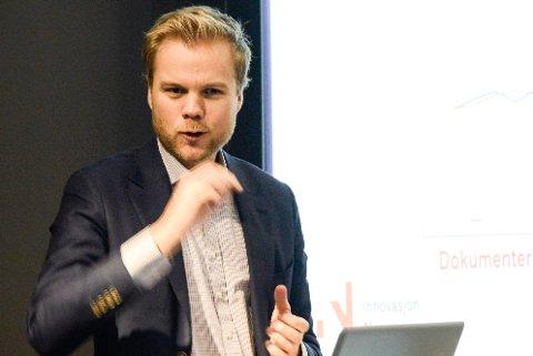 – Det er unikt å bli tatt opp i Arena-programmet på første forsøk, sier Hans Eirik Melandsø i Innovasjon Norge.