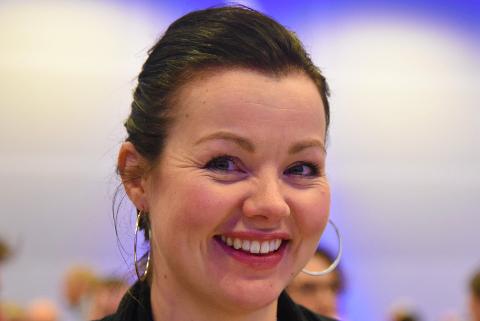 Solveig Bratteng Rønning fra Utskarpen er nytt styremedlem i Norges Bondelag.