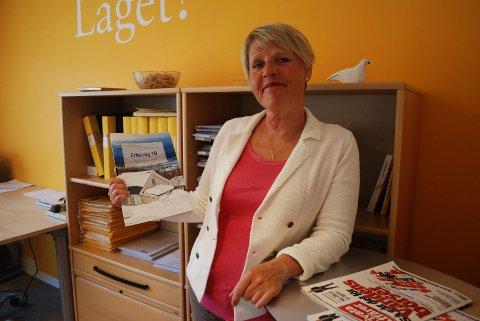 Lollo Vedbring, eiendomsmegler hos Svensk Fastighetsförmidlings kontor i Hemavan sier at de mest attraktive boligene fortsatt går bra.