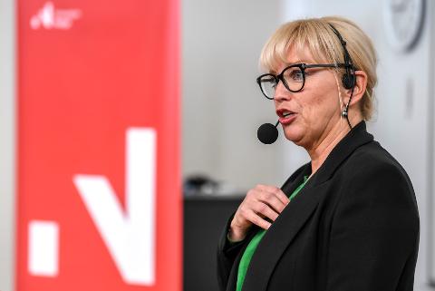 - Vi i Innovasjon Norge Nordland er opptatt av å hjelpe næringslivet, sånn at det er oppegående etter koronakrisen, sier regiondirektør Monica Ahyee.