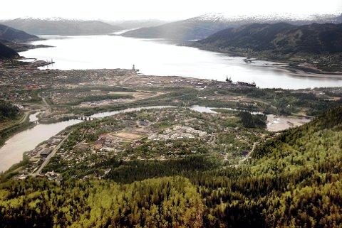 Rana er fjerde dyrest på byggesaksbehandlinger i Nordland.