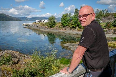 Familien Haugen vil gi seg på topp og har bestemt seg for å selge Yttervik Camping.