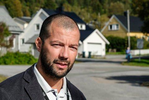 Tomi Christian Johansen i DNB eiendom mener det er total skivebom å selge bolig i juli.