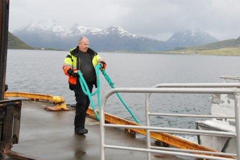 Leif Jonny Johansen *** Local Caption *** Leif Jonny Johansen