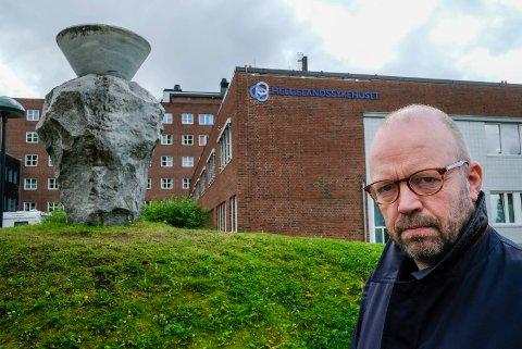 Ordfører Geir Waage. Arkivfoto