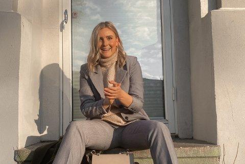 – Gjenbruk er trendy, sier Nora Øvrevoll Gjølme.