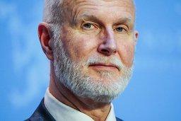 Helsedirektør Bjørn Guldvog tror ikke økt smitte de nærmeste ukene vil spolere gjenåpningen.