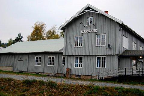 SLUTT: Etter nyttår blir det slutt på bygdekino på Nærvang.