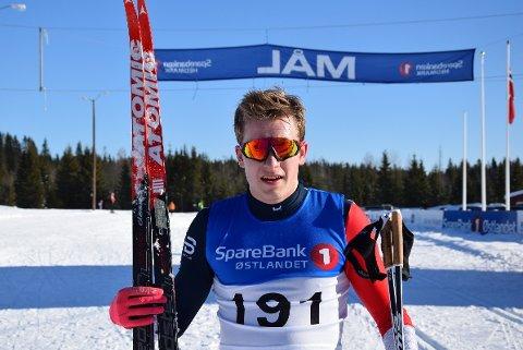 God sesong: Jonas Vika leverte en svært god sesong, men er ikke tatt ut på juniorlandslaget neste sesong.