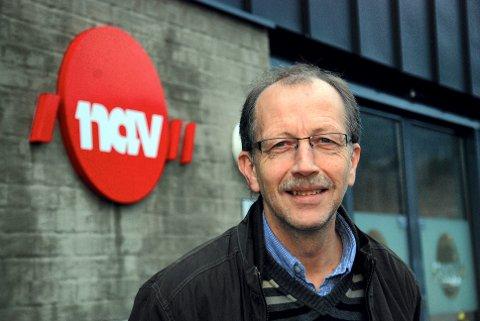 NAV-LEDER: Roy Carstens i Ringsaker.