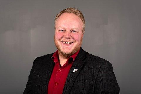 VIL BYGGE I TRE: SV og Bjørnar Tollan Jordet.