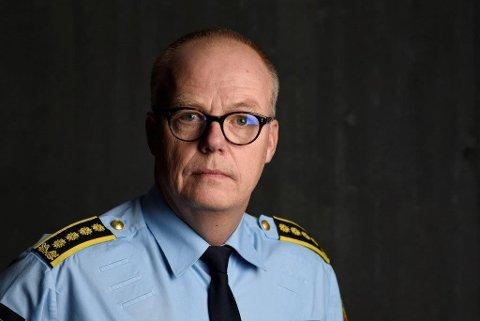 Johan Martin Welhaven er leder for Felles enhet for påtale i Innlandet politidistrikt.