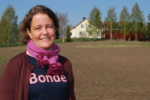 Elisabeth Gjems, leder i Hedmark Bondelag, slår fast at omsetningsloven har lagt grunnlaget for at vi kan ha landbruk fra sør til nord i Norge.