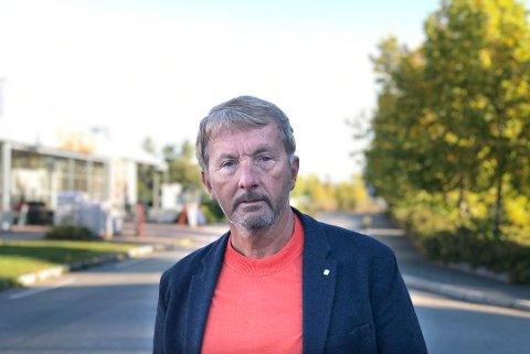 PENSJONERER SEG: Reinert Seljeskog, administrerende direktør i Tema Eiendom.
