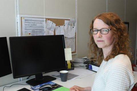 DELTA: Kommuneoverlege Yvonne Hagerup sier en stor del av smittetilfellene i regionen nå knyttes til bekrefte Delta-syke.
