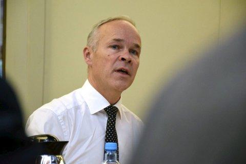 Kommunalminister Jan Tore Sanner.