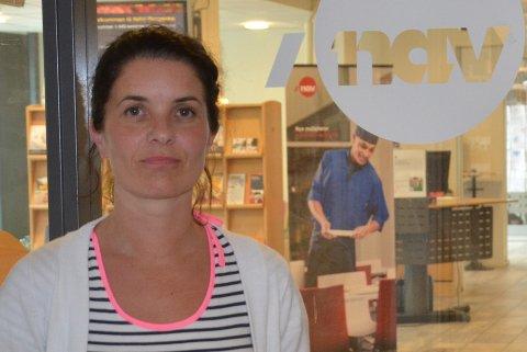 Elin K. Stein fra Nav Ringerike gir tips om hvordan en kan få sommerjobb. Arkivfoto