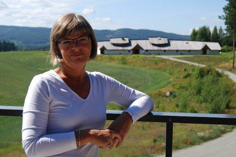 Økonomidirektør Kristin Wennevold Tronrud.