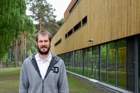 Bent T. Strindeberg er blant initiativtakerne til Steinsfjorden skole.