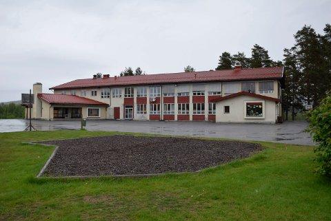 Skolestruktur i Ringerike, her representert ved Sokna skole.