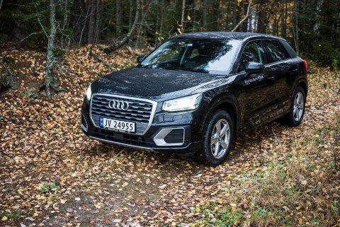 2016 Audi Q2, 1,4 bensin