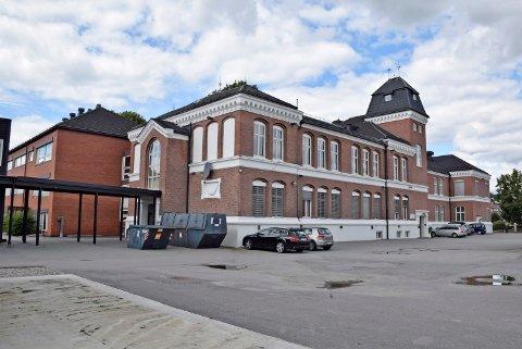 Ringerike videregående skole, Hønefoss.