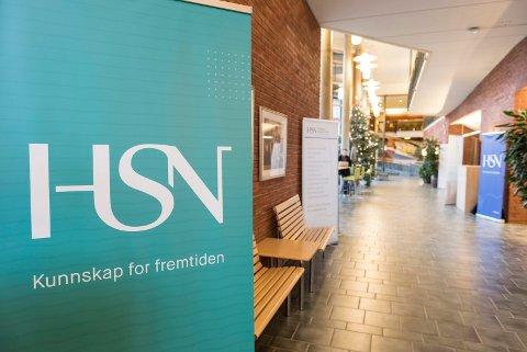 HSN: Høyskolen i Sørøst-Norge har nå fått ny studentleder.