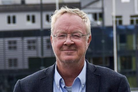 TRENGER EN VISJON: – Uten en profil, en visjon og en idé om hva slags by Hønefoss skal være, klarer vi heller ikke å være en magnet på innflyttere, mener Terje Andersen.