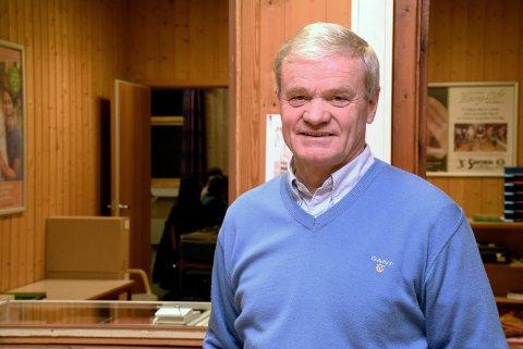 LANG ERFARING: Tore Gullen har brukt mye av sin viten om idrett i sitt lederverv i JIF ski.