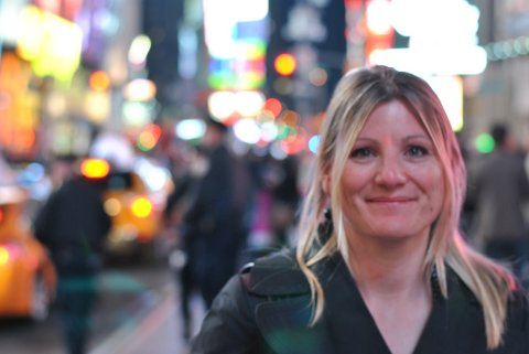 Anne Lise Søvde Valle ble valgt som ny lokallagsleder på årsmøtet. Foto: Privat