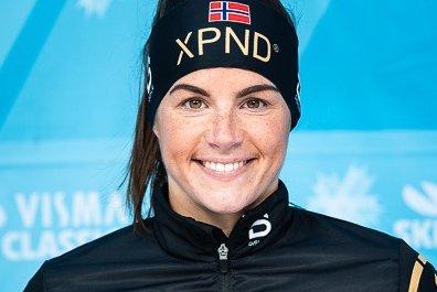 SATSER: Ingeborg Dahl fra Ådal tok initiativ til å starte eget langdistanselag og har fått XPND AS (tidligere Tronrud Holding) i ryggen.