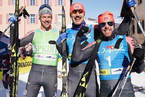 SUKSESS I SVEITS: Tord Asle Gjerdalen tok andreplassen i La Diagonela tidligere i vinter, hans beste plassering denne sesongen.