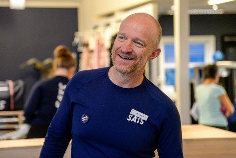 Stig Andy Kvalheim har de siste dagene fått treningslystne gjester fra andre kommuner. Det vil han ha slutt på.
