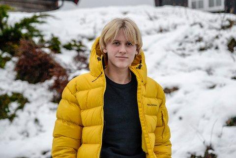 STORTALENT: Vetle Gangeskar har de siste årene vært fast inventar i skiheisen i Ringkollen, og har blitt en av verdens beste frikjørere. I januar skal han til VM.