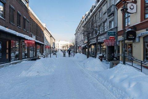 GODT ARBEID: – Jeg vil berømme den innsatsen som er lagt ned i byplanarbeidet, skriver Tove Mette Pedersen i dette leserinnlegget.