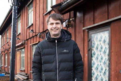 BEGJÆRTE OPPBUD: Stein Ivan Hansen og kona Ruby begjærte oppbud i Rubys Diner AS i desember.