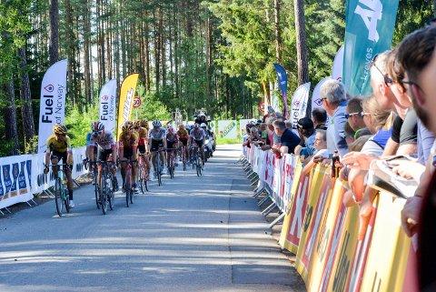 SYKKEL-NM 2019: I år, som i fjor, skal Norges beste syklister gjøre opp om NM-seieren på Røyse.