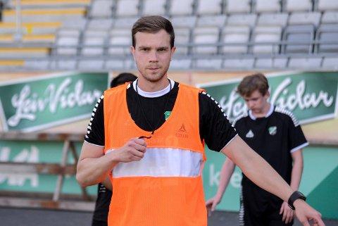 A-LAGSMANN: Marko Jankovic har trent HBK-talentene de siste sesongene. Nå tar han steget opp som assistentrener på A-laget.