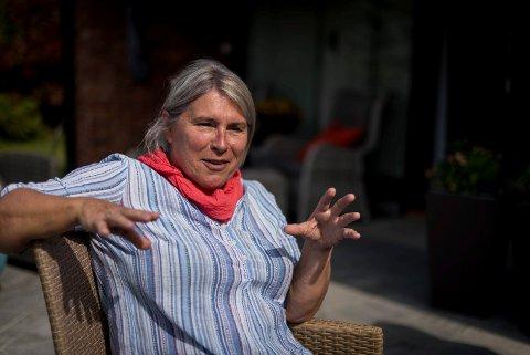 FORHANDLER MED ALLE: Kirsten Orebråten er Arbeiderpartiets ordførerkandidat, men fire uker etter valget råder det fullt kaos rundt hvem som blir ordfører i Ringerike.