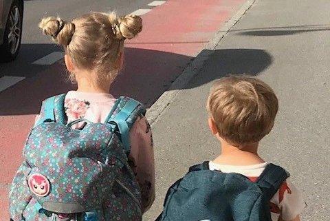 Skolebarn