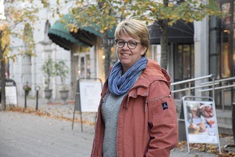 Tonje Waagbø Strat fyller 50 år 18. oktober 2020.