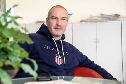 TIL JIF: En av distriktets mest meritterte fotballspillere med 523 kamper i HBK, Frode Lafton, er blant dem som er engasjert som JIF-trener.