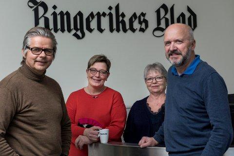 Ole Martin Solberg, Sissel Skjervum Bjerkehagen, Hanne Smedsrud og Rune Smedshammer var jury i fjor. Også i år vil en jury avgjøre hvem av de som har søkt som får midler.
