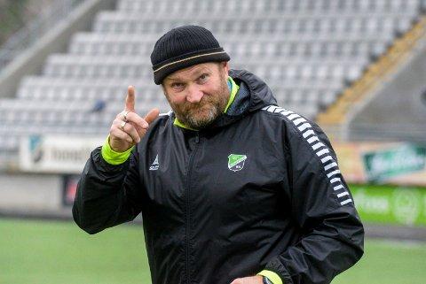 VIKTIG MANN I KLUBBEN: Jan Gundro Thorstensen har gitt lokal kvinnefotball et formidabelt løft de siste årene. Nå vil han prioritere annerledes.