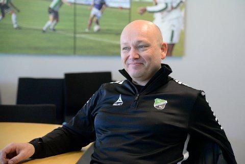 SLUTTER: Runar Vinjevoll, daglig leder i HBK, skal bytte jobb.