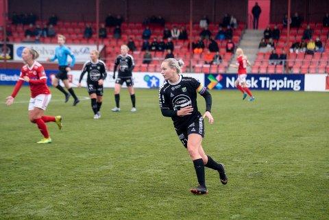 Fart-HBK: Silje Nyhagen var den store forskjellen mellom HBK og Åsane.